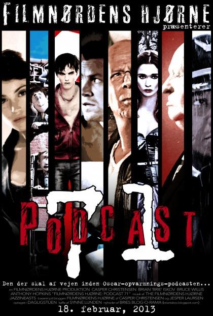Podcast 71 (Den der skal af vejen inden Oscar-opvarmnings-podcasten...)