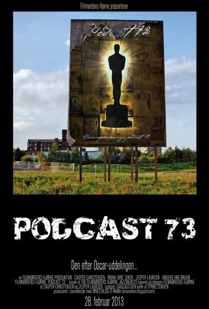 Podcast 73 (Den efter Oscar-uddelingen...)