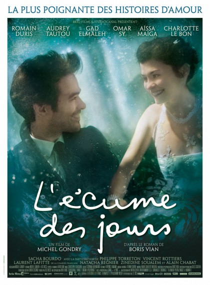 L'écume des jours / En nuance af blå (2013)