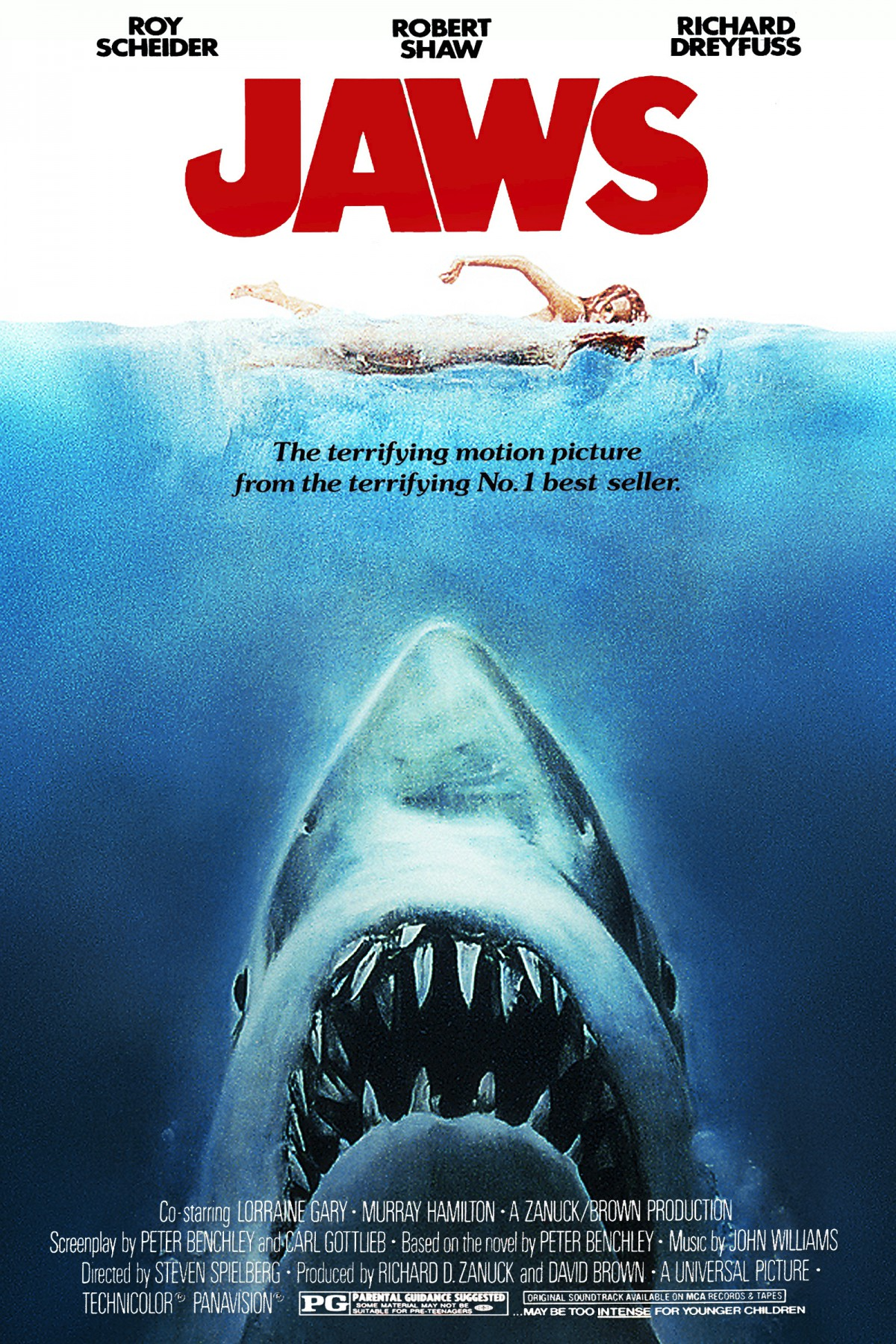 1. Jaws (1975)