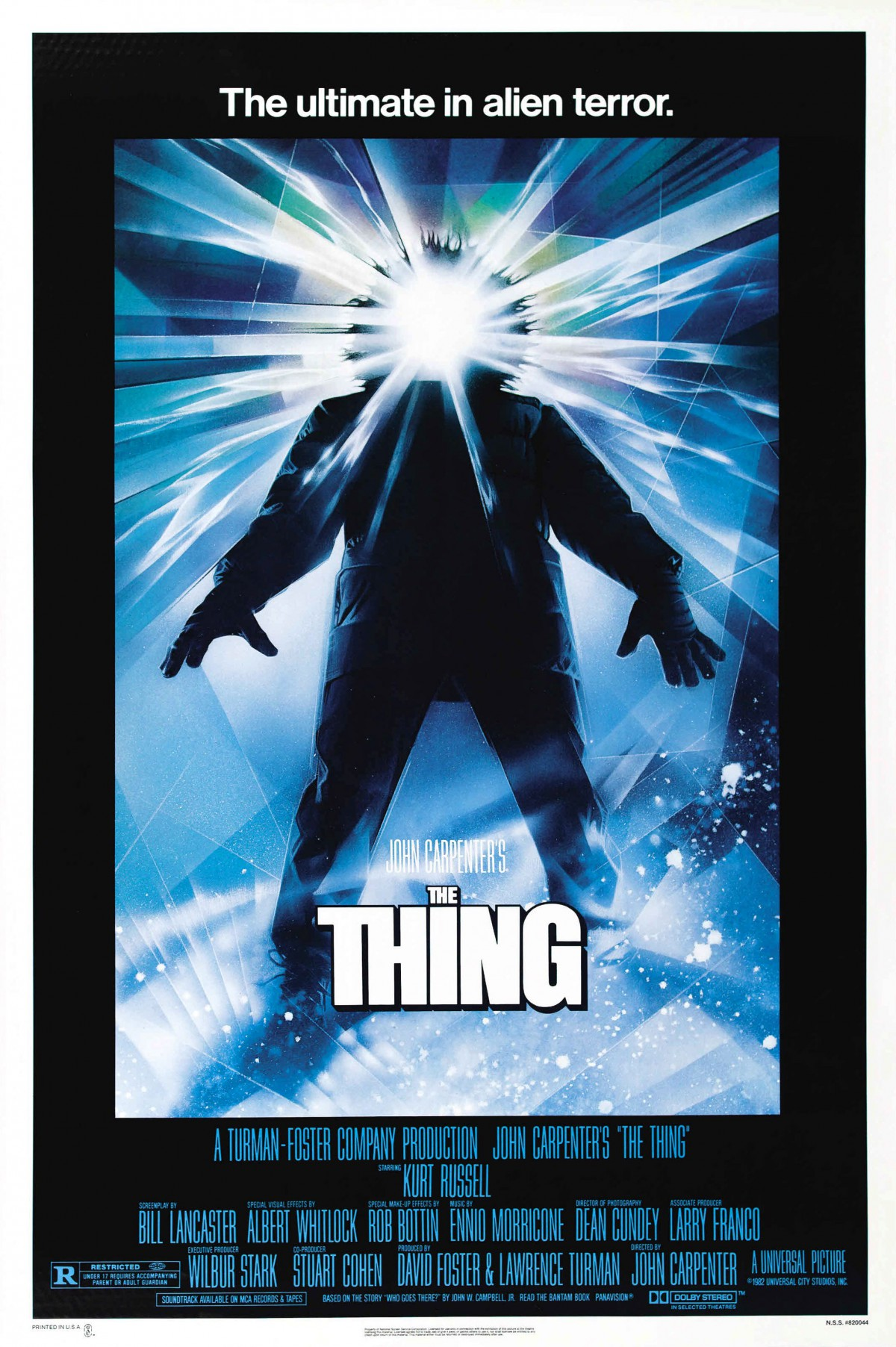 13. The Thing (1982)