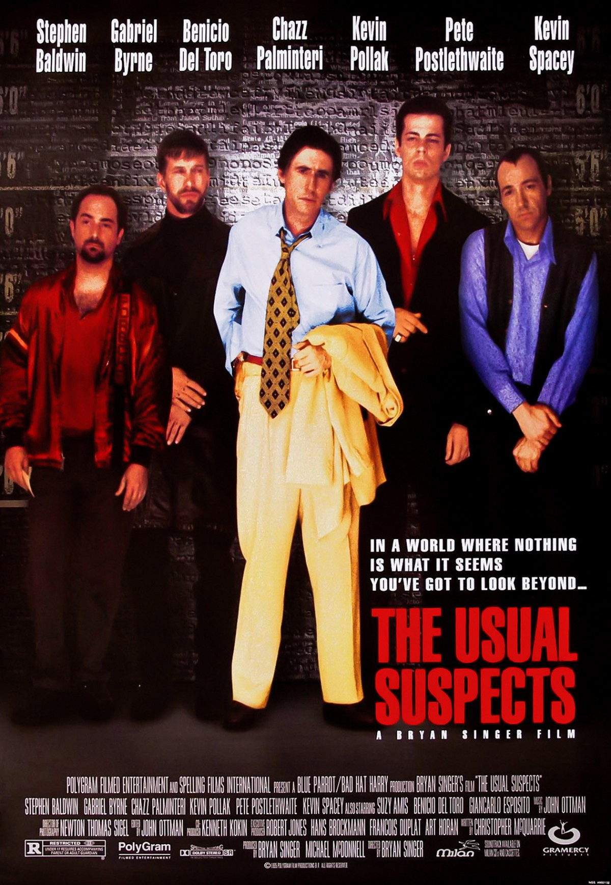 15. Usual Suspects (1995)