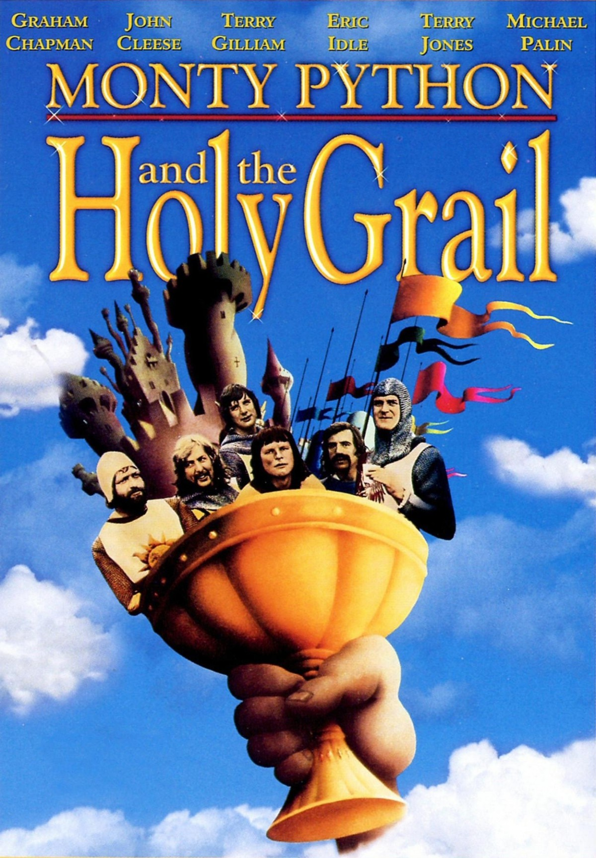 19. Monty Python and the Holy Grail (1974)