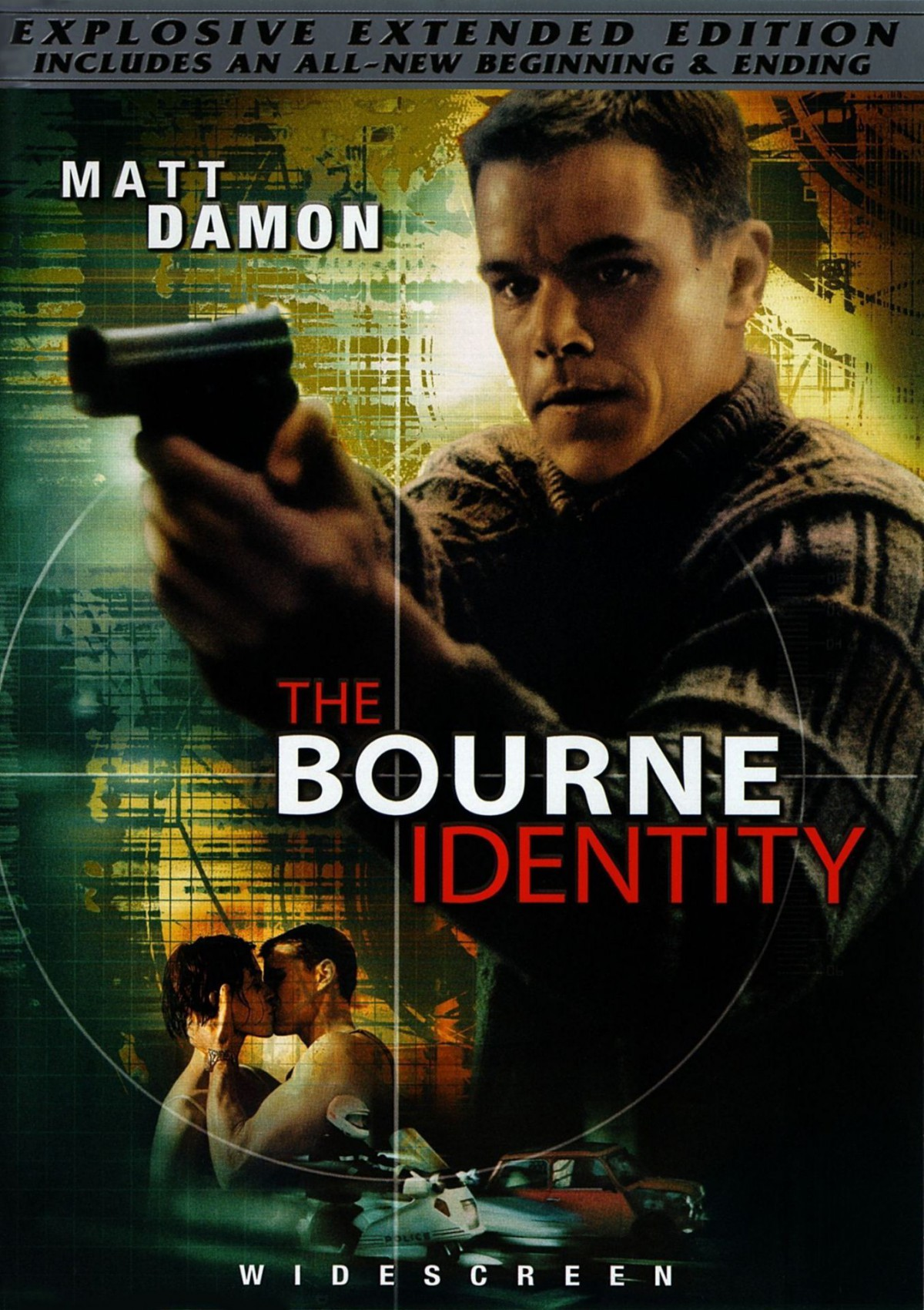 28. The Bourne Identity (2002)