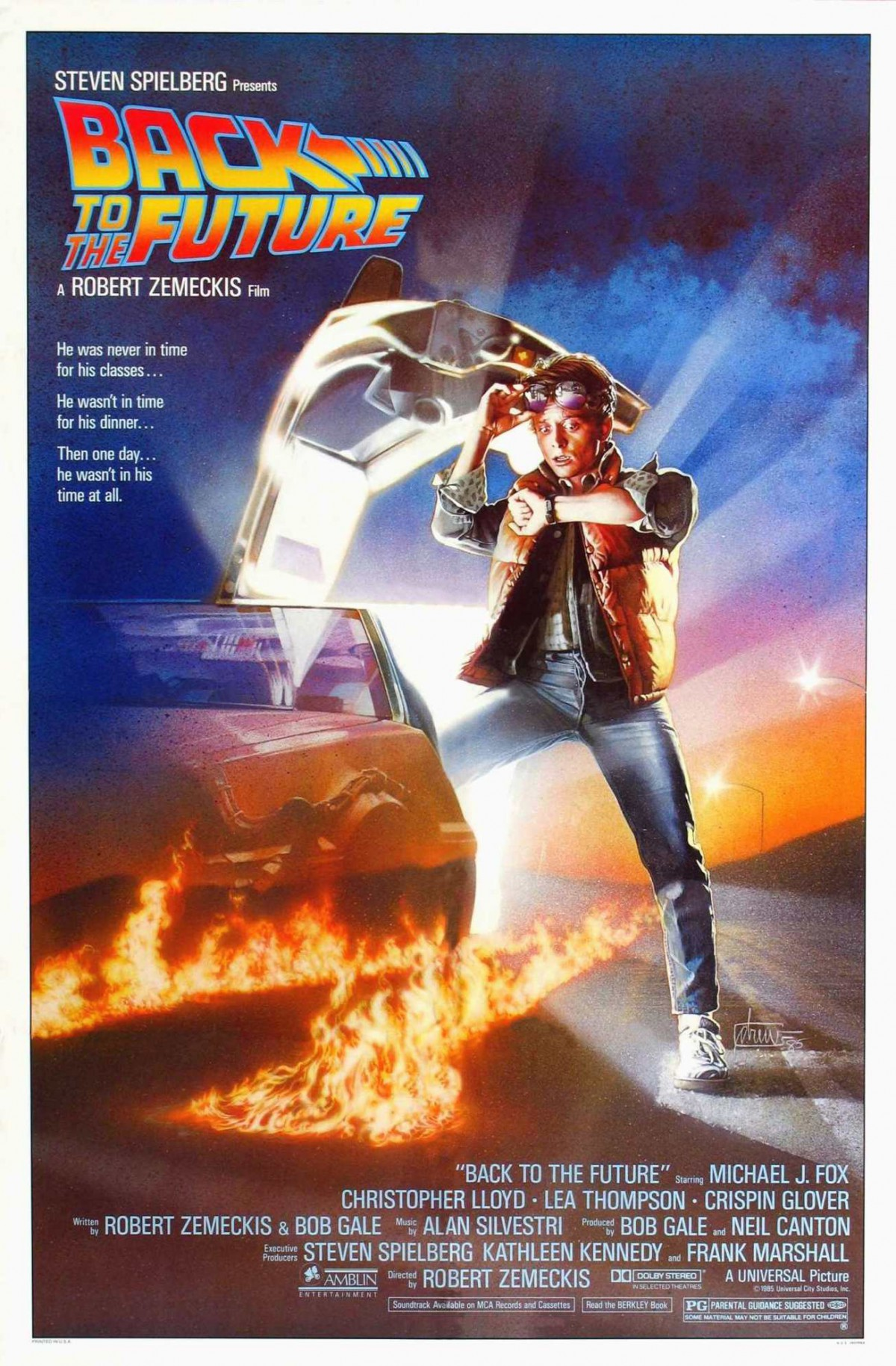 29. Back to the Future (1985)