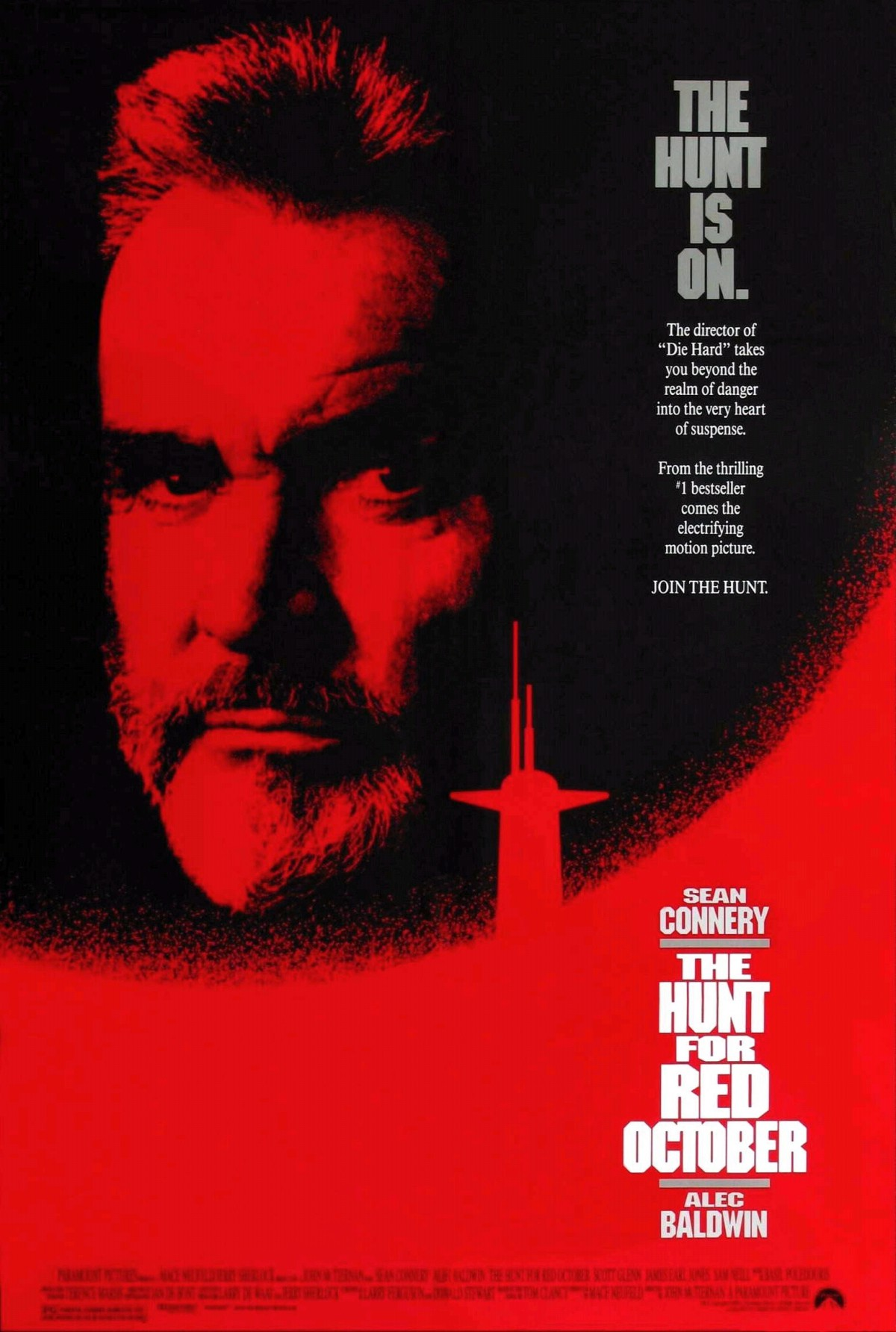 56. The Hunt for Red October (1990)