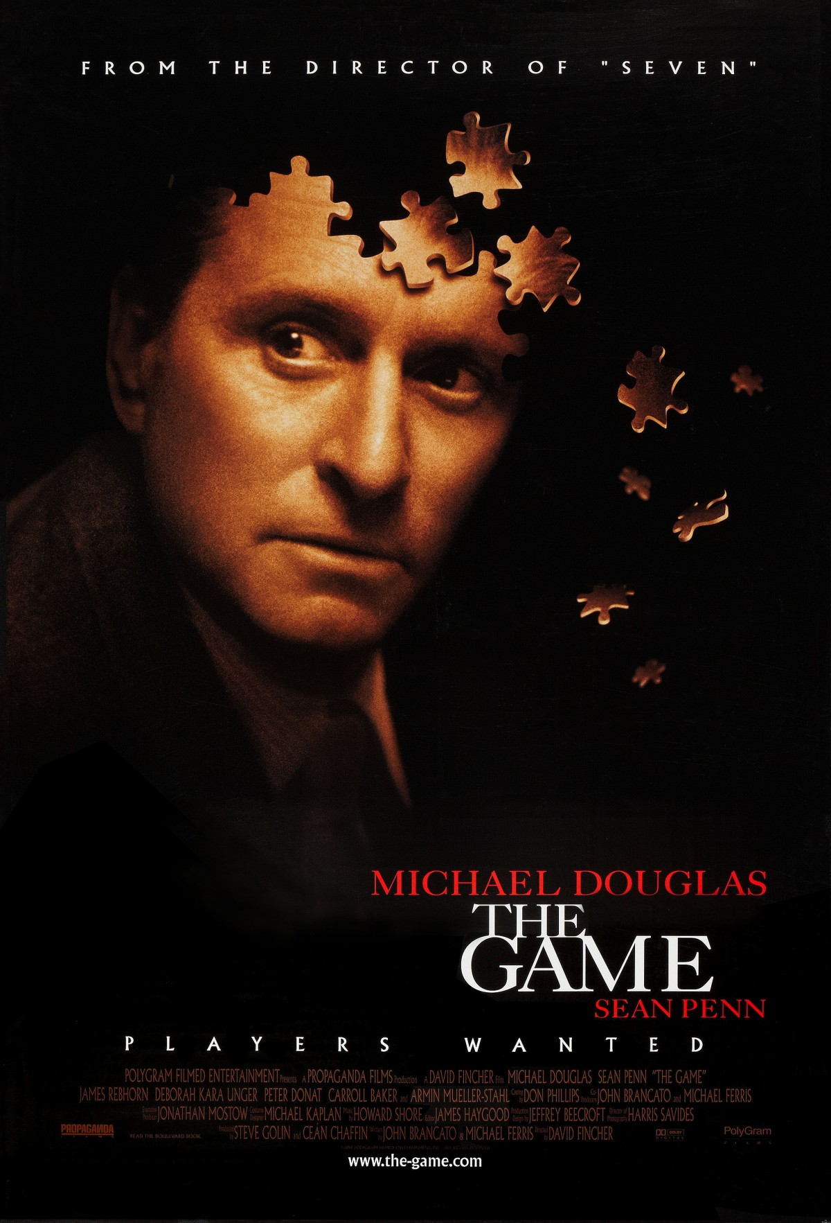 58. The Game (1997)