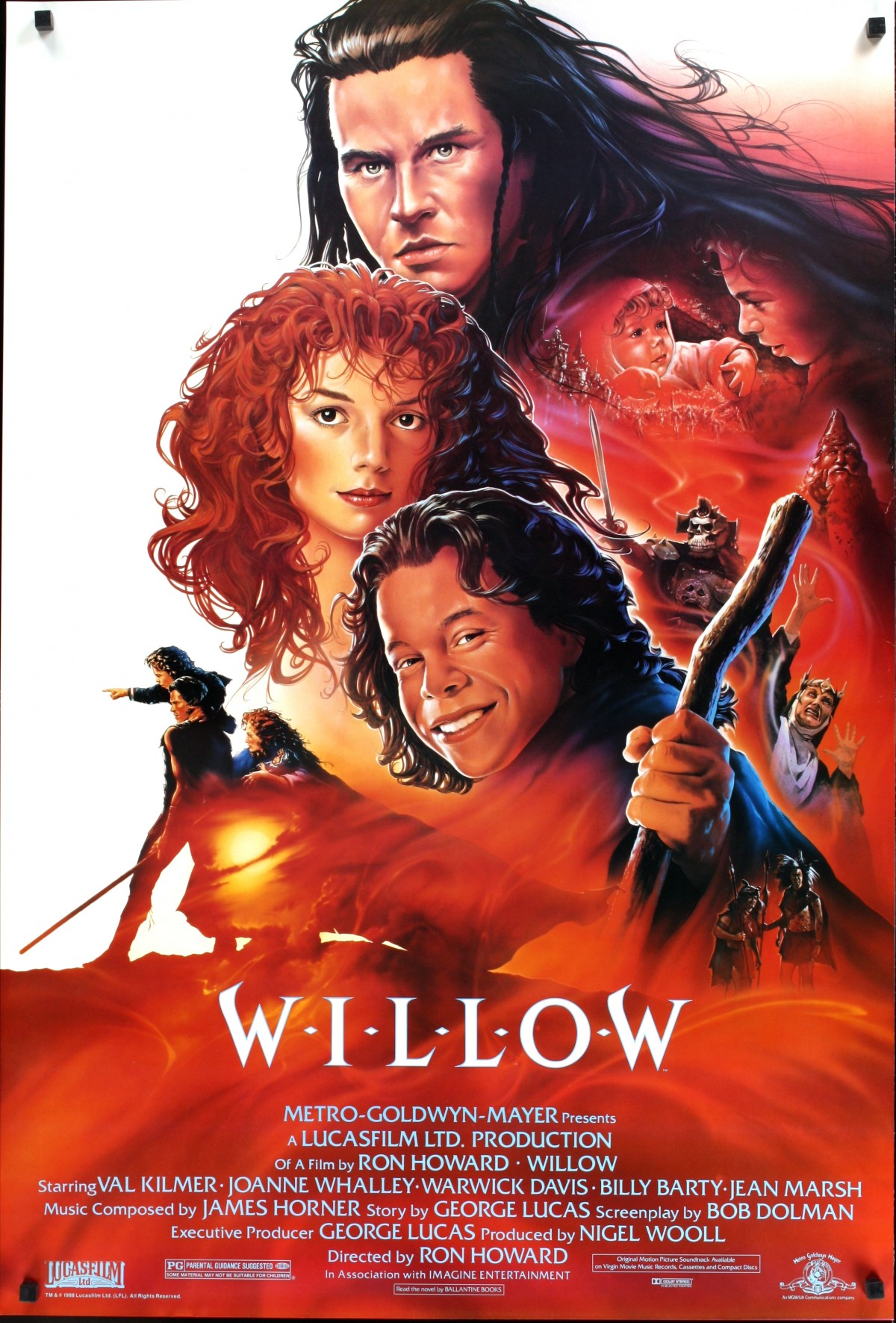 75. Willow (1988)