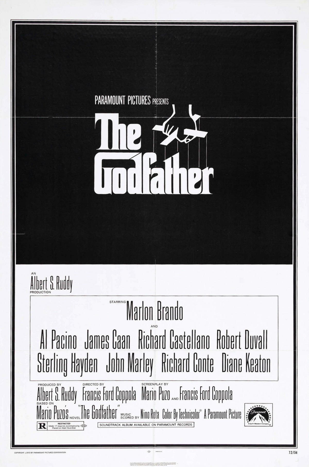 76. The Godfather (1972)