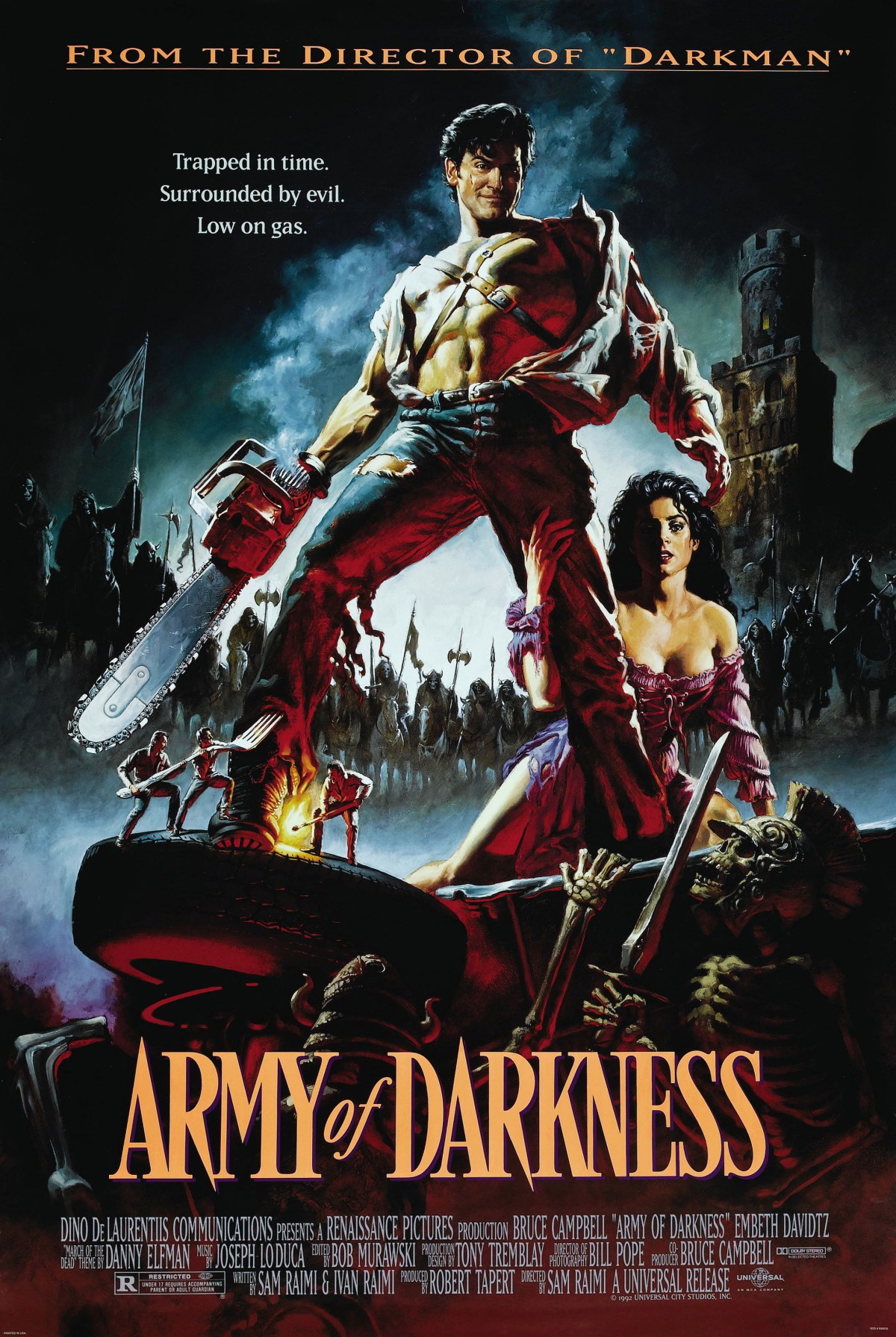 79. Army of Darkness (1992)