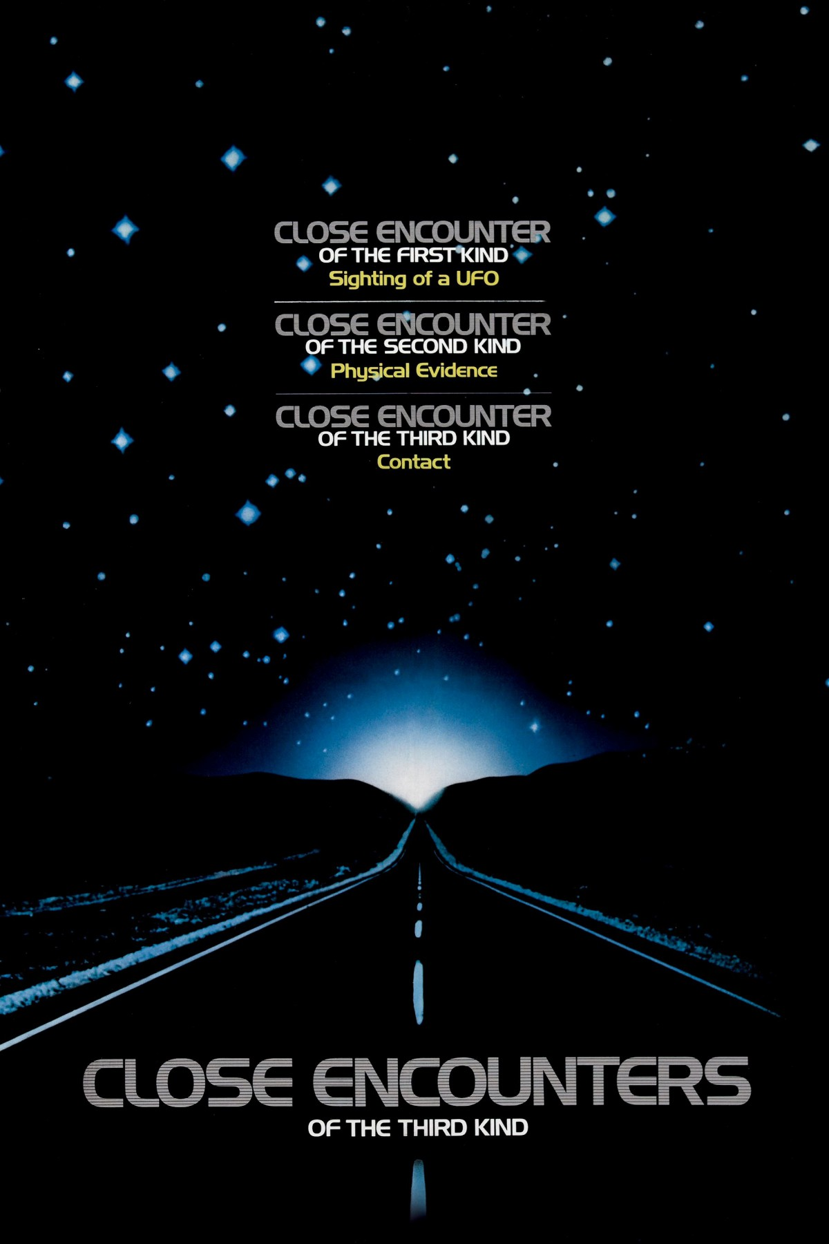 8. Close Encounters of the Third Kind (1977)