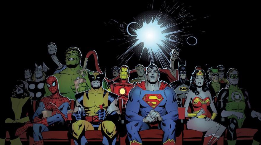 Fan-redaktionen: De mest super superheltefilm