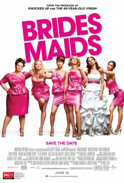 Bridesmaids / Brudepiger (2011)