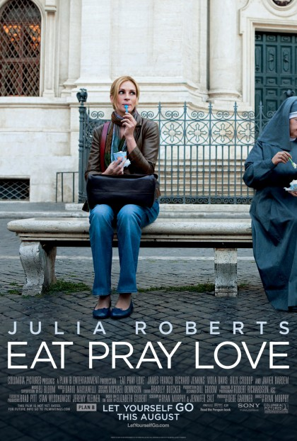 Eat Pray Love / spis bed elsk (2010)