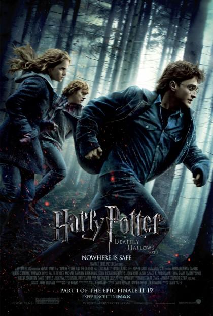 Harry Potter and the Deathly Hallows - Part 1 / Harry Potter og Dødsregalierne - Del 1 (2010)