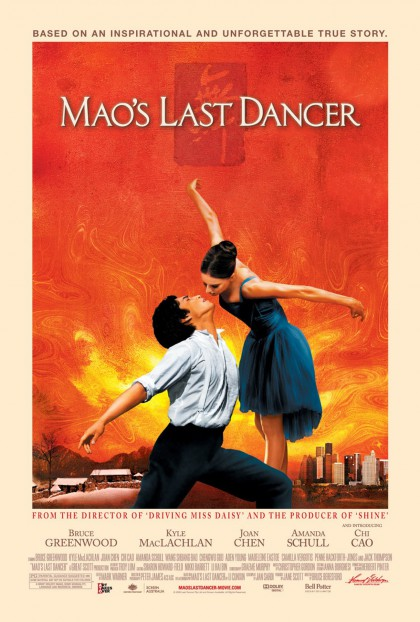 Mao's Last Dancer / Maos sidste danser (2009)