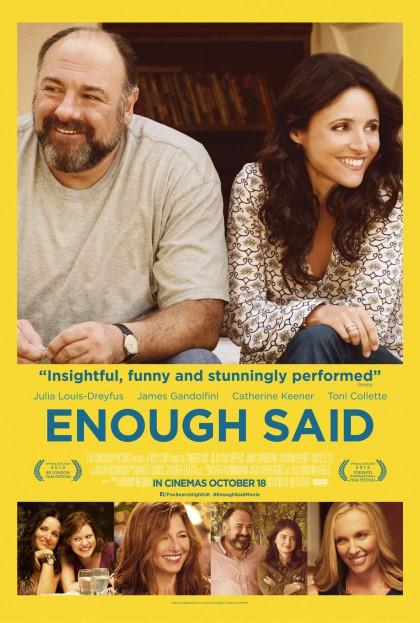 Enough Said (2014)