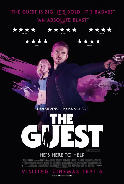 Guest, The (2014)