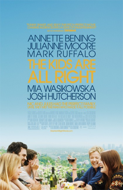 Kids Are All Right, The (2010)