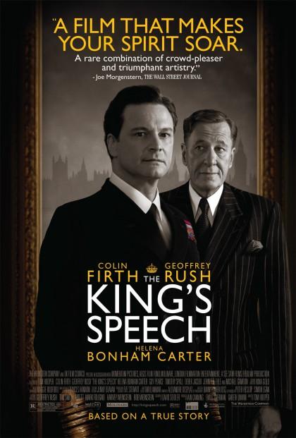 King's Speech, The / Kongens store tale (2010)