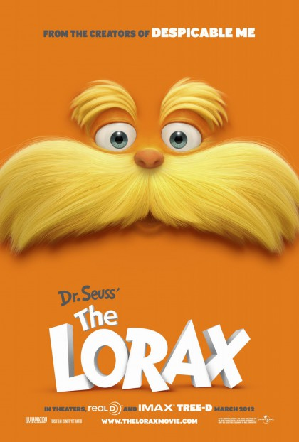 Dr. Seuss' The Lorax / Lorax - Skovens Beskytter (2012)