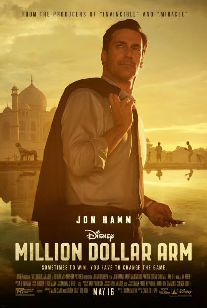 Million Dollar Arm (2014)