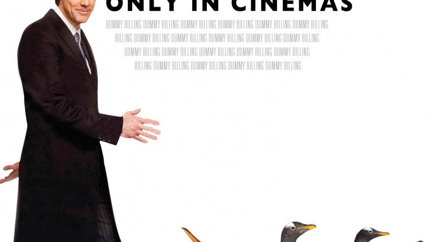 Mr. Popper's Penguins / Poppers pingviner (2011)