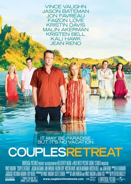 Couples Retreat / Parterapi i paradis (2009)