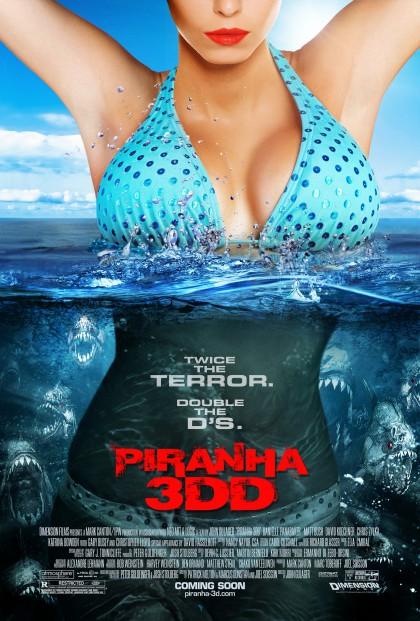 Piranha 3DD (2011)