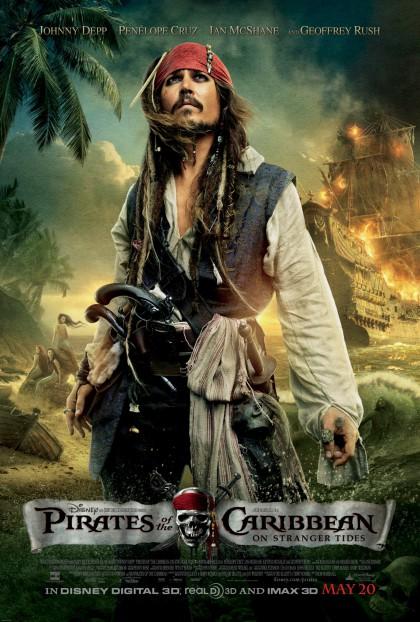 Pirates of the Caribbean: On Stranger Tides / Pirates of the Caribbean: I ukendt farvand (2011)