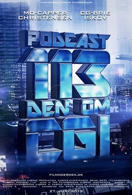 Podcast 113 (Den om CGI...)
