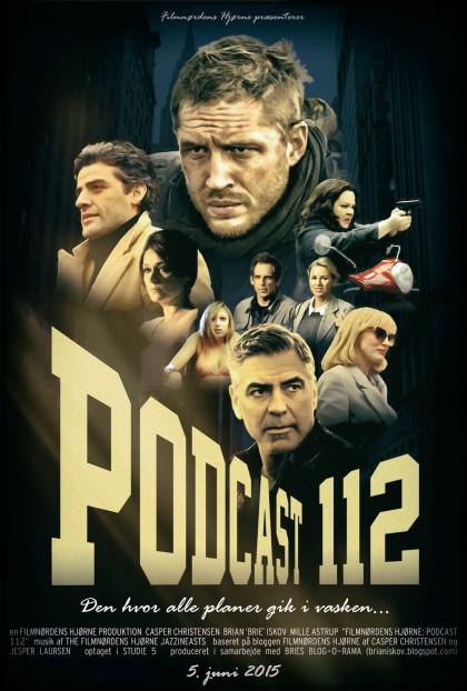 Podcast 112 (Den hvor alle planer gik i vasken...)