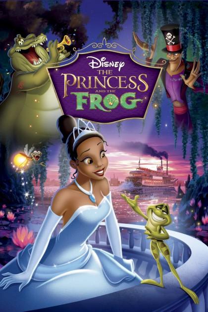 Princess and the Frog, The / Prinsessen og frøen (2009)