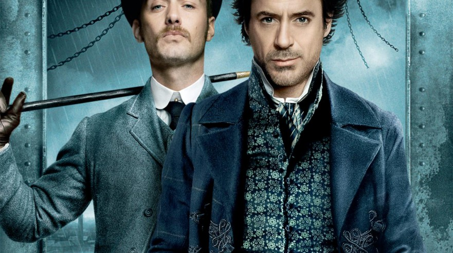 Sherlock Holmes: A Game of Shadows / Sherlock Holmes 2: Skyggespillet (2011)