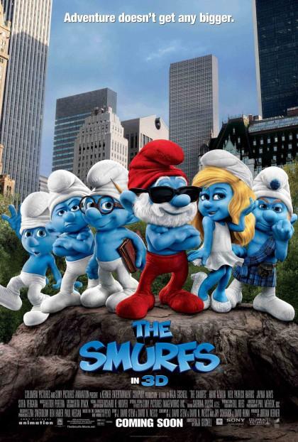 Smurfs, The / Smølferne (2011)