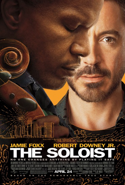 Soloist, The / Solisten (2008)