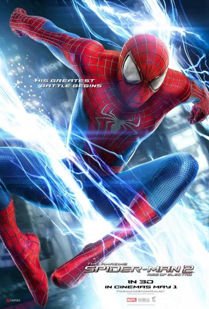 Amazing Spider-Man 2, The (2014)