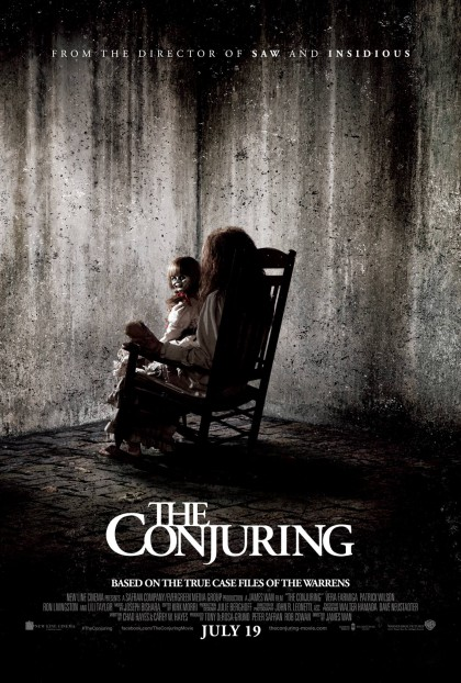 Conjuring, The / Nattens dæmoner (2013)
