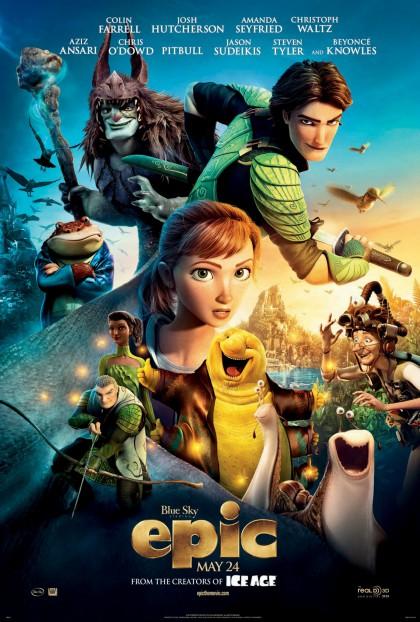 Epic / Skovens hemmelige rige (2013)