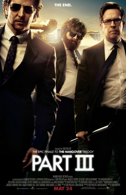 Hangover Part III, The / Tømmermænd tur-retur (2013)