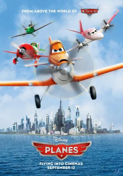 Planes / Flyvemaskiner (2013)