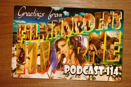 Podcast 114 (Den med filmspørgehjørnet...)