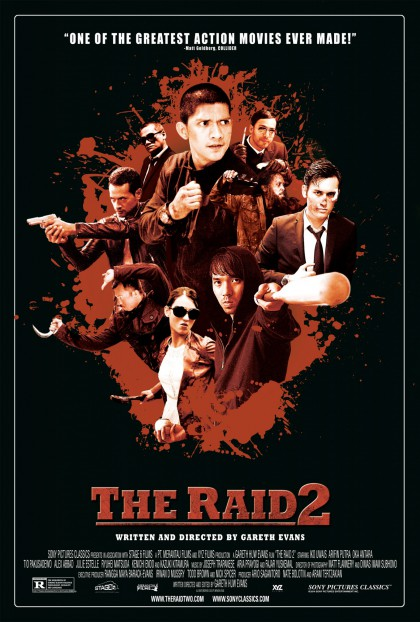 Raid 2: Berandal, The (2014)