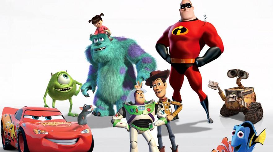 Stem: Pixar - Bedst til værst