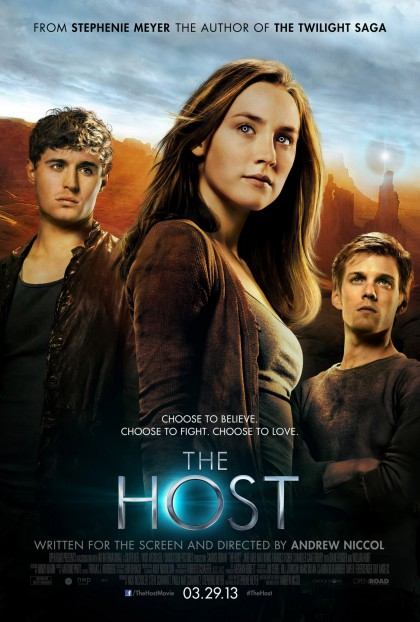 The Host / The Host - vandrende sjæle (2013)