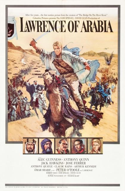 Lawrence of Arabia / Lawrence af Arabien (1962)