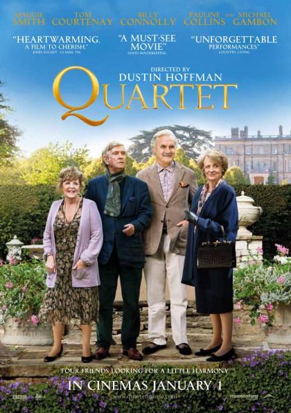 Quartet / Kvartetten (2012)