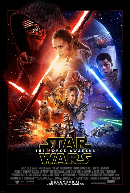 Star Wars: The Force Awakens (2015) - Kort version