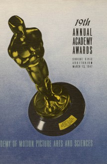 19th Academy Awards (program)