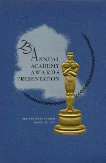 23rd Academy Awards (program)